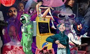 """Confirmé : l'album """"Song Machine"""" de Gorillaz sortira en octobre - Jack"""